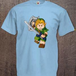 Camiseta LEGO Link - The Legend of Zelda para chico