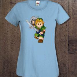 Camiseta LEGO Link - The Legend of Zelda para chica