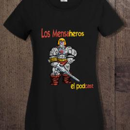 camiseta He-Man chica