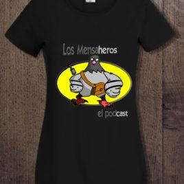 camiseta los mensaheros el podcast chica