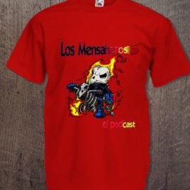 Camiseta Ghost Rider chico