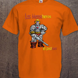 camiseta He-Man chico