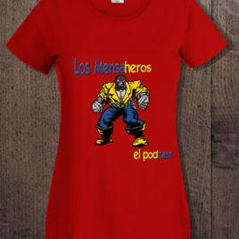 camiseta Luke Cage chica