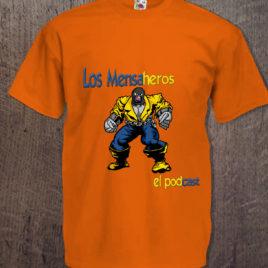 camiseta Luke Cage chico